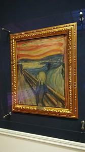 Le cri - E. Munch