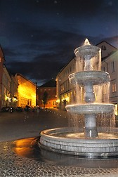 Ljubljana de noche