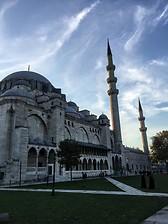 Mezquita de Süleymaniye.