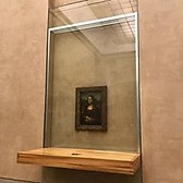 Museu de Louvre - Mona Lisa