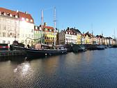 Nyhavn (las casitas de colores para muchos)