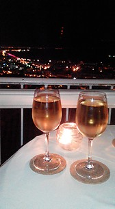 Romance with special view