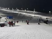 Skii resort in Levi