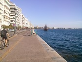 Thessaloniki, where the sea sees the cities!
