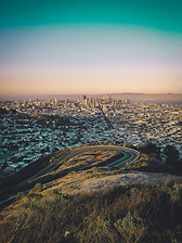 Twin Peaks in SF