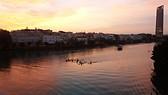 Vista dal puente Isabel