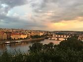 Vista desde Letná