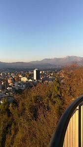 Vistas de la ciudad alta