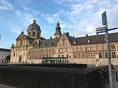Walk towards Ghent Centrum