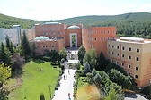 Yeditepe University, Fine Arts building