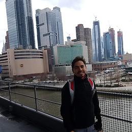 Pablo Cisneros