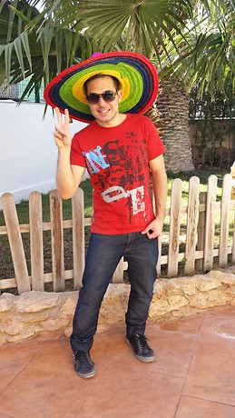 26 years old Spanish boy looking for a room in a shared