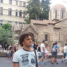 a2a12618153f Hello  ) I will be studying in Thessaloniki (School of Journalism) from  October up to June  )