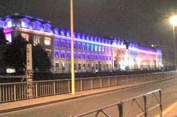 Université Jean Moulin Lyon III fête des lumières