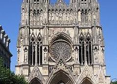 Catedral de Nuestra Señora de Reims.