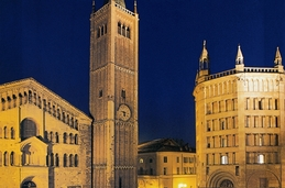 Duomo e Batisterio