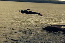 A minha casa, fica no mar. Ireland