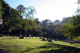 Barrancas de Belgrano, Espacio Público, Buenos Aires