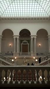 Bibliotheca Albertina (inside)