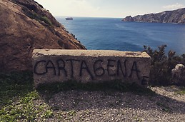 Cartagena panorama