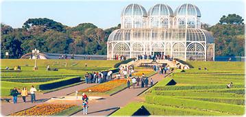 Curitiba-Pr - Jardim Botânico
