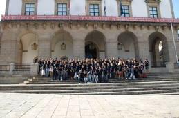 Bienvenida Erasmus Cáceres 2009/2010