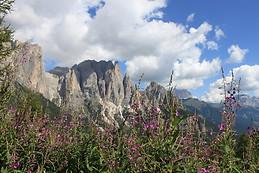 Dolomiti della Val di Fassa