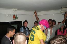 Erasmus Party in Alcala