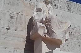 escultura de acropolis