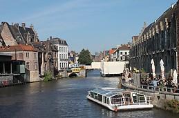 Gante, centro