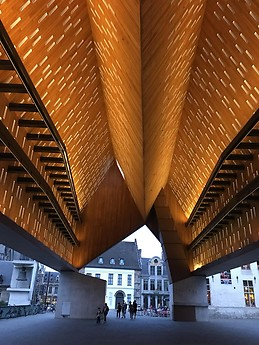 Ghent City Pavillion