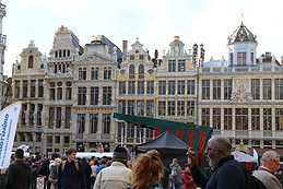 Guild houses Grand Place