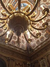 Inside a Palace
