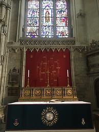 Intérieur de la York Minster