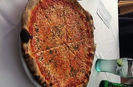 Italian Pizza Margharita