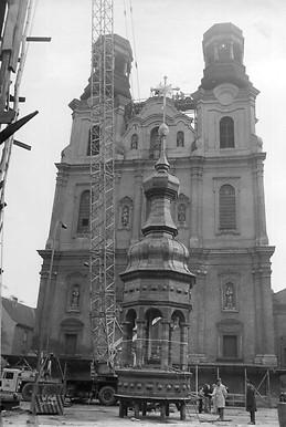 Kościół przy pl.Bernardyńskim