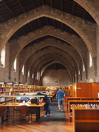 La Biblioteca National de Cataluña