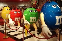 M&M's Shop