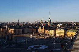 Mois de Février à Stockholm