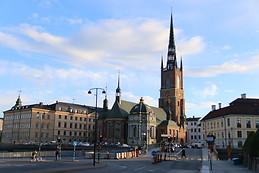 Old Stockholm Town