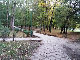 Park ogrod saskia