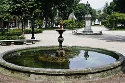 Plaza de Compostela, Vigo