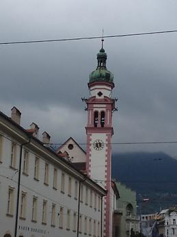Pueblo de Innsbruck