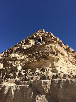 Pyramid tip