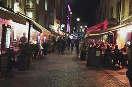 Restaurants de noche