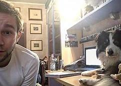 my room and my dog