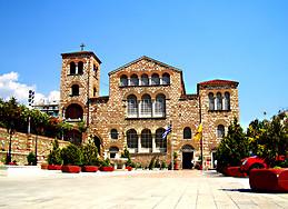 Saint Dimitrios Church, Thessaloniki Macedonia