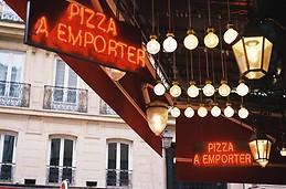 Saint Michel neons