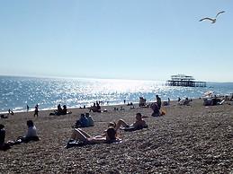 Sol en Brighton.
