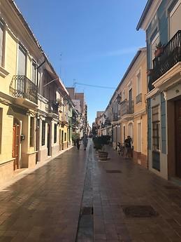 Streets of Benimaclet